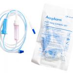 Aqupharm Needlefree Accublue Giving Set