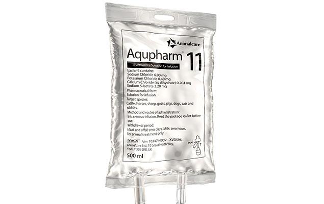 Aqupharm No.11
