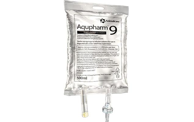 Aqupharm No. 9